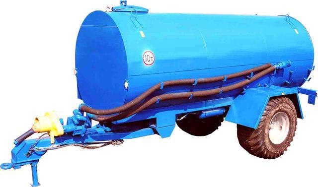 Агрегаты для перевозки воды: АПВ - 3, АПВ - 6, АПВ - 10