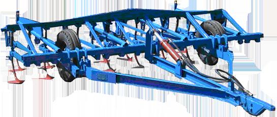 Культиватор паровой КПС - 4М
